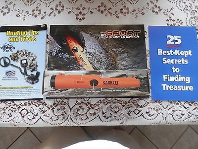 Garrett Propointer At Metal Detector Free Next Day Priority Shipping + Extras