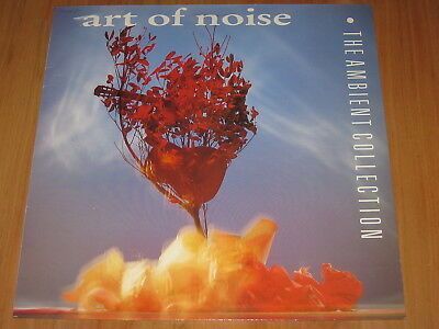 The Art of Noise - The Ambient Collection LP 1990 UK   (14)