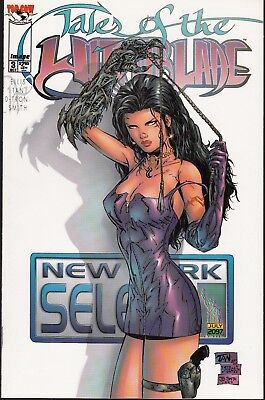 Tales Of The Witchblade  #3 1997 Top Cow -Selena- Ellis/ D-Tron...nm-