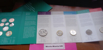 2017 / 2018 / 2019 / 2020  UK Brilliantly Uncirculated Annual Edition Coins.