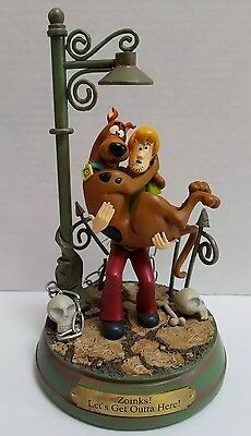 NEW! Scooby-Doo Where R-U? Light-Up Figurine 1st in series Limited Collector Ed