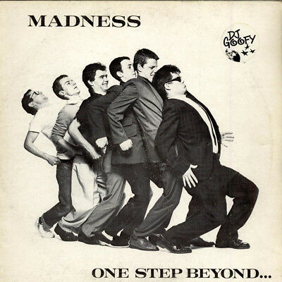 Madness - One Step Beyond... (Vinyl LP - 1987 - IT - Original)