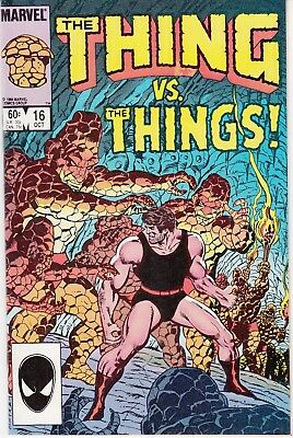 Thing  #16 1984 -Thing-Vs-Thing-  One Thing Leads To Another -Rocky Grim Space