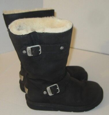 ugg frances buckle boot