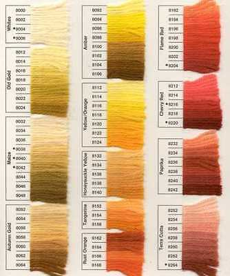 Anchor Tapestry Wool Full Colour Range Available - £1.15 per wool - P&P UK FREE