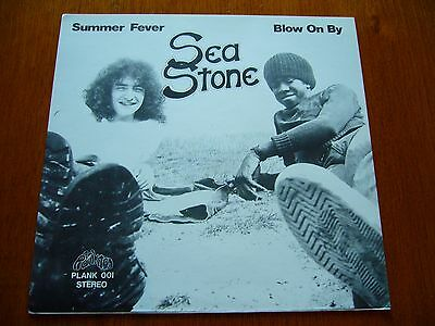 "SEA STONE 7""45 Summer Fever RARE UK PSYCH PROG ROCK 2 NO-LP TRACKS PLANKTON ORIG"