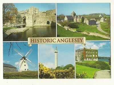 Anglesey - a photographic multiview postcard