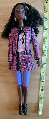 Barbie S.I.S. So In Style CHANDRA African American Black Doll EUC RARE