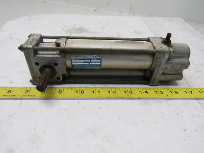 Deltrol/Rota-Cyl AD1.5x360-1 Pneumatic Compressed Air Rotary Actuator