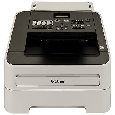 Brother FAX2840G1 - FAX-2840 LASERFAX 33600 BPS  - FAX-2840 Laserfax 20 ppm ...