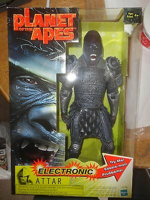 Planet Of The Apes 11 Inch Electronic Attar,
