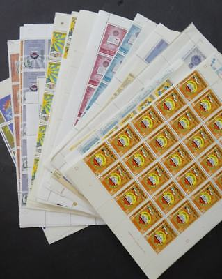 EDW1949SELL : KUWAIT Very clean, all DIFFERENT VFMNH collection. Scott Cat $2795