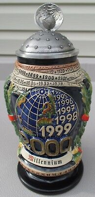 Millennium Limited Edition Stein made in Germany by WW-Team
