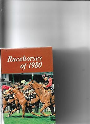 Racehorses 1980 : A Timeform Racing Publication