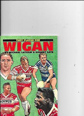 They Played for Wigan Paperback
