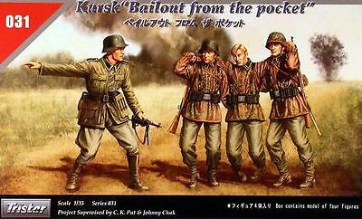 Destockage Tristar  1/35   Wwii German  Kursk Bailout From The Pocket 35031