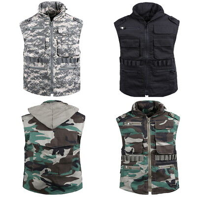 Kids Boys Girls Camping Outdoor Camping Fishing Vest -size XS-XL
