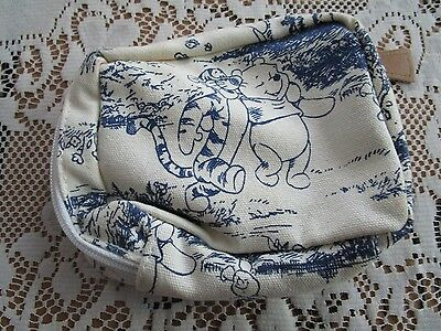 Small Winnie-the-Pooh and Friends Coin Purse/Cosmetic Bag