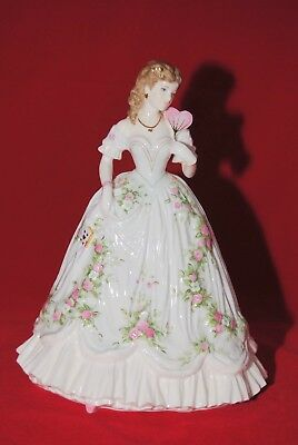 Royal Worcester Queen Of Hearts Limited Edition Figurine
