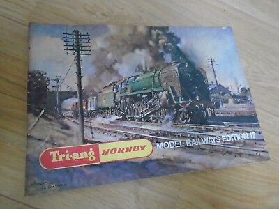 R280 (1971) Triang Hornby Edition 17 Brochure OO Gauge Train Sets