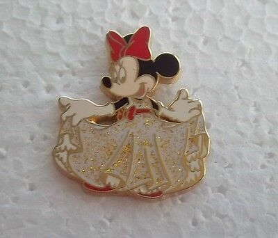 *~*disney Wdw Happiest Celebration On Earth Minnie Mouse Pin*~*