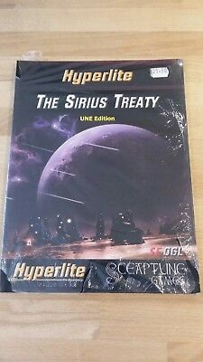 RPG Hyperlite The Sirius Treaty in mint condition