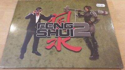RPG Feng Shui 2 Game Master's screen in mint condition