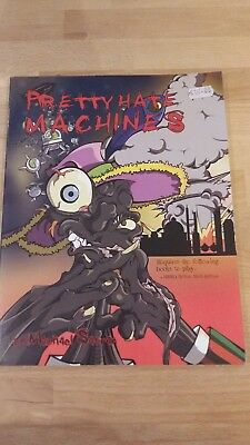RPG The Hero System Sixth Edition Pretty Hate Machines in mint condition