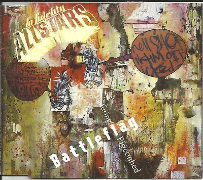 LO FIDELITY ALLSTARS w/ PIGEONHED  w/ RARE MIX & UNRELEASED CD Single SEALED