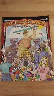 RPG Origins of the Specious, Evolution by Random Selection in mint condition
