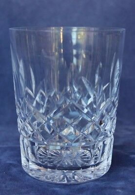 Waterford Crystal LISMORE 12 Oz Double Old Fashioned Barware Glass - 5 Available
