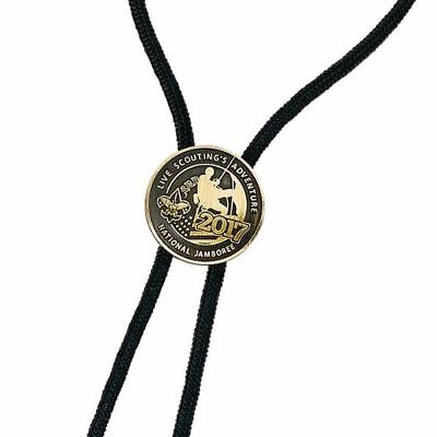 Boy Scout Official Licensed 2017 National Jamboree Bolo Tie Scouting Adventure
