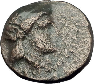 ODESSOS in THRACE 281BC Authentic Ancient Greek Coin w YOUTH & GREAT GOD i64361