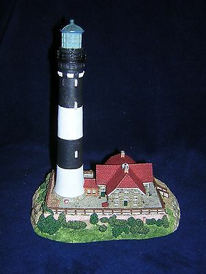 HARBOUR LIGHTS FIRE ISLAND, Long Island NEW YORK, HL406 NEW Never Displayed 1996
