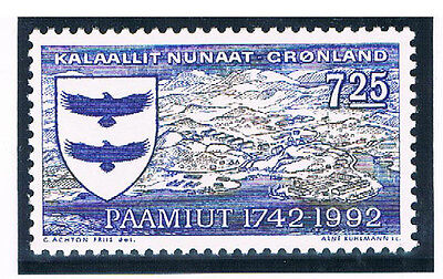 GREENLAND 1992 Settlement of Paamiut