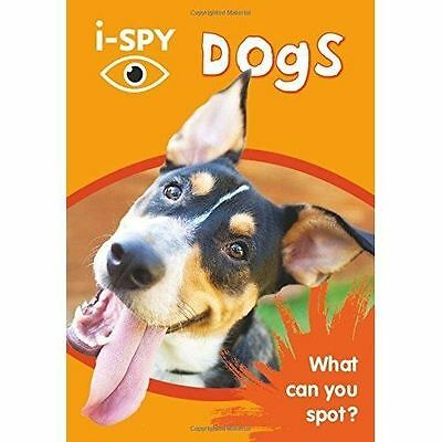 i-SPY Dogs: What Can You Spot? by i-SPY (Paperback, 2016) Michelin activity book