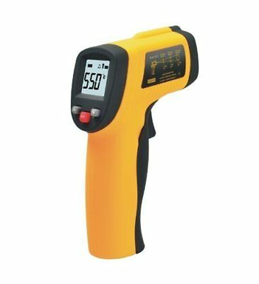 BlueBeach IR Infrared Digital Temperature Thermometer -50 °C to 550 °C