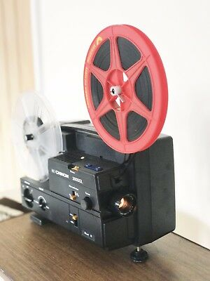 Chinon 3000Gl Super 8 Std 8 Variable Speed Cine Film Projector Fully Serviced