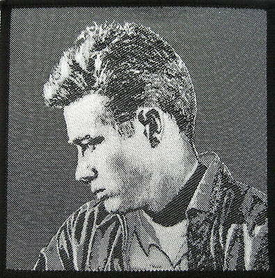 JAMES DEAN AUFNÄHER / PATCH # 1 - 9x9cm