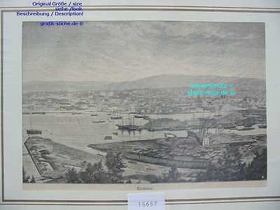 15657-Norwegen-Norway-OSLO-CHRISTIANIA-TH-1890