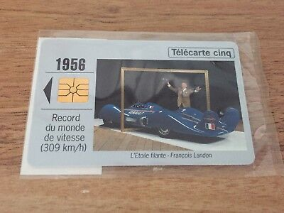 Collectable Phonecards. Telecarte Phonecard Renault 1956