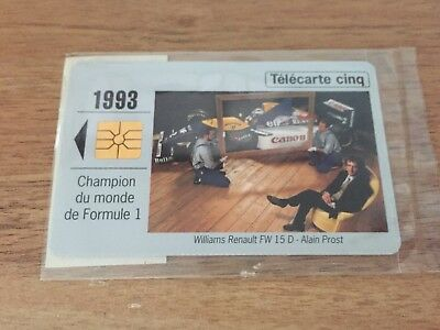 Collectable Phonecards. Telecarte Phonecard Renault 1993