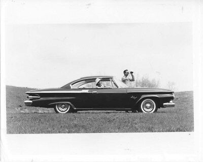 1961 Chrysler Plymouth Canada Fury ORIGINAL Factory Photo oub8135
