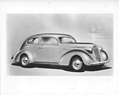 1937 Plymouth ORIGINAL Factory Photo oub8203