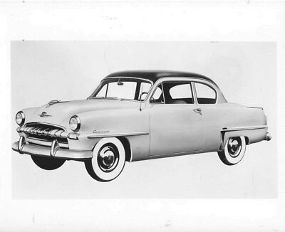 1953 Plymouth ORIGINAL Factory Photo oub8212