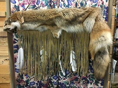 Coyote Wall Hanging