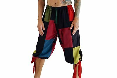 'BUCCANEER PANTS' Pirate - PATCHWORK