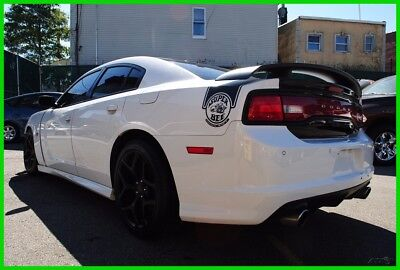 2013 Dodge Charger SRT8 Superbee 2013 SRT8 Superbee Hemi 392 6.4L V8 Salvage Rebuildable Repairable Wrecked Save!