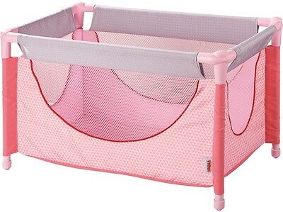 Doll's Bed Fritzi Haba 302098 Collapsible NEW
