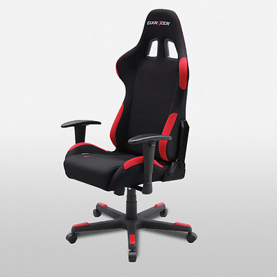 DXRacer Office Chair OH/FD01/NR Gaming Chair High Back Racing Computer Chair